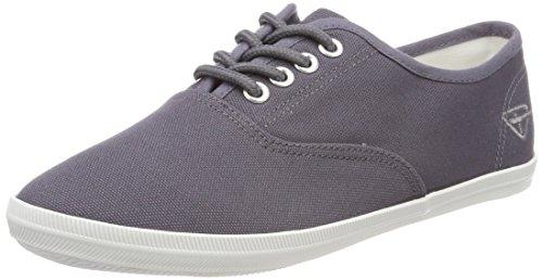 Tamaris Damen 23609 Sneaker Grau (Dark Grey)