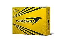 2015 Callaway Warbird Golf Balls - White