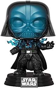 Funko Pop Star Wars. Electrocuted Darth Vader NC Games Padrão