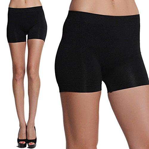 [해외]Themogan Women 's Plain Stretch Boy 반바지 레깅스/Themogan Women`S Basic Plain Stretch Boy Shorts Leggings