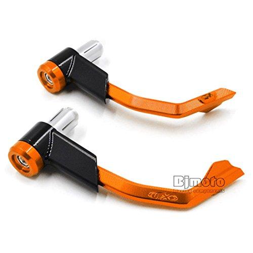 BJ Global Proguard Protector de palanca de embrague, de alta calidad para motocicleta, de aluminio CNC, para el manillar de freno, 13 mm 18 mm: Amazon.es: ...