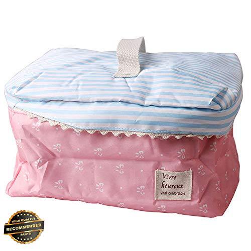 Gatton Women Mesh Zipper Pouch Wallet Case Cosmetic Makeup Bag Travel Organizer Storage | Style TRVIHR-11291913