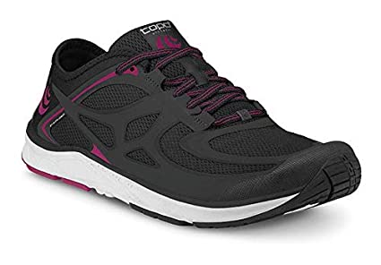 new style b2e43 51971 Topo Athletic ST2 Running Shoe - Womens BlackRaspberry 6