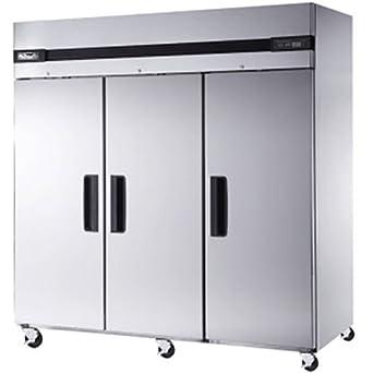 Amazon.com: Blue Air BSF72T T-Series Top Mount Freezer - 3 Door Commercial True Upright: Industrial & Scientific