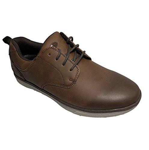 Dr. Scholl's Men's Declan Casual Shoe (7.5 (D) M US, Brown) (Dr Scholls Mens Walking Shoes)