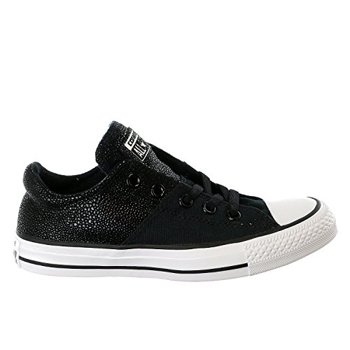 Sneaker Converse Leather Chuck Taylor Metallic All Madison Star Black pXa7nqwX