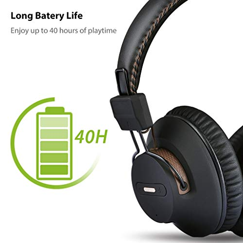 c4d45769648 ... 2019 New Avantree HT5009 Long Range Wireless Headphones for TV Watching,  w/ Bluetooth Transmitter ...