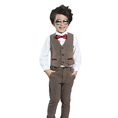 8789e1c7f6bc4 男の子 スーツ 子供服 フォーマル 男の子 スーツ ベストスーツ ピアノ発表会 男の子 フォーマルスーツ 男の子