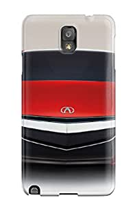 New GBSIDuF10911tYqSJ Acura Future Car Models Skin Case Cover Shatterproof Case For Galaxy Note 3