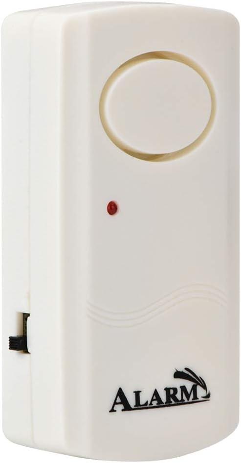 Ciglow Power Cut Failure Alerter Power Off Alarm 3 Phase 4 Wire 120db Power Cut Failure Detector Outage Alarm Warning Siren
