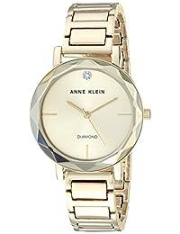Reloj Anne Klein para Mujer 32mm, pulsera de Acero Inoxidable