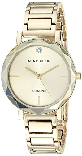Anne Klein Dress Watch (Model: AK/3278CHGB)