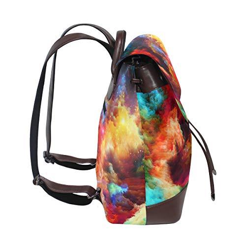 porté unique Sac DragonSwordlinsu Taille au main à dos multicolore pour femme nZvvT
