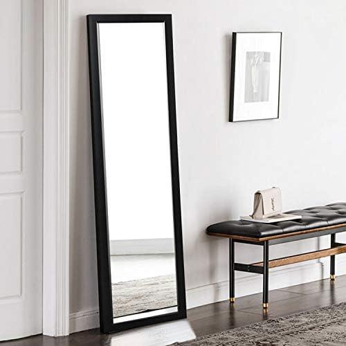 KIAYACI Wall Mounted Mirror Full Length Floor Mirror Dressing Make Up Mirror Wall Decor