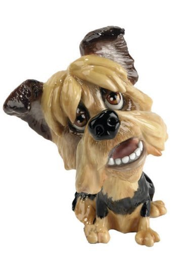 Little Paws Tara Yorkshire Terrier Dog Figurine