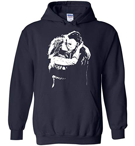 Halloween shirt Michael Myers and Laurie Hoodie