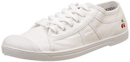Le Temps des Cerises Damen Basic 02 Flach Blanc (White)