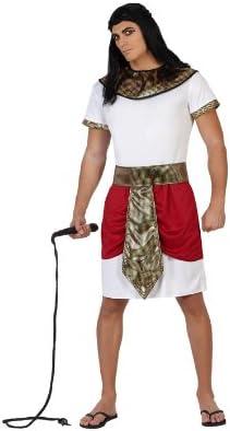 Atosa-22814 Disfraz Egipcio, color rojo, M-L (22814): Amazon.es ...