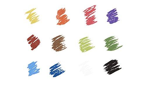 Prismacolor 27051 Premier NuPastel Firm Pastel Color Sticks, Box of 48 Color Sticks by Prismacolor (Image #5)