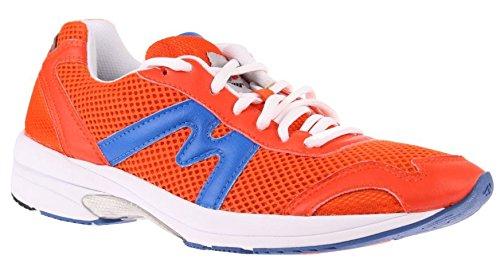 Unisex S 39 M10 Blue Orange Size nbsp;Running TaExZxq4