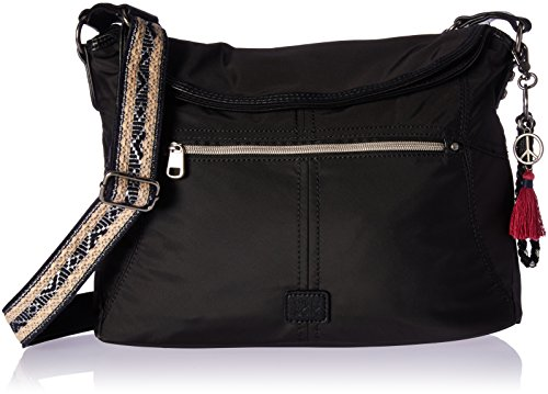 Nylon Hobo Handbags - 2
