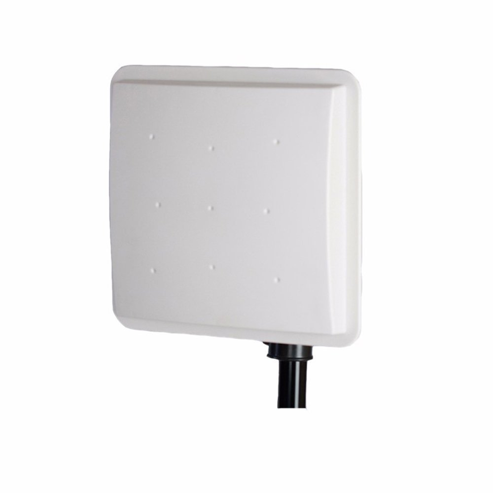 5-7 Meters Long Distance UHF Passive RFID Reader,902~928mhz Frequency Band ISO18000-6C(EPC C1G2) with Relay output