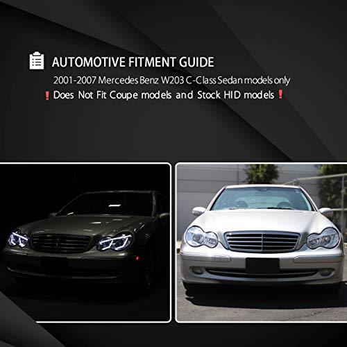 Autozensation For Mercedes Benz W203 C Class C230 C320