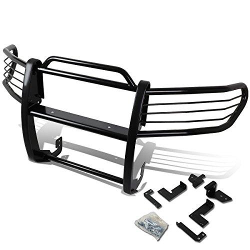 Grille Toyota Fj Cruiser - For Toyota FJ Cruiser Front Bumper Protector Brush Grille Guard (Black)