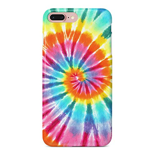 uCOLOR Case Cute Case for iPhone 8 Plus/7 Plus/6S Plus/6 Plus Tie Dye Soft TPU Silicone Shockproof Cover for iPhone 8 Plus/7 Plus/6S Plus/6 Plus(5.5