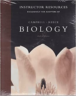 Instructor Resources For Campbell Reece Biology 8th Ed Various