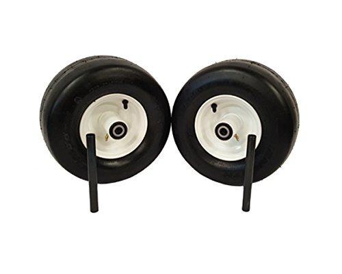 2) Exmark Lazer Z Master neumático de toro - Rueda para ...