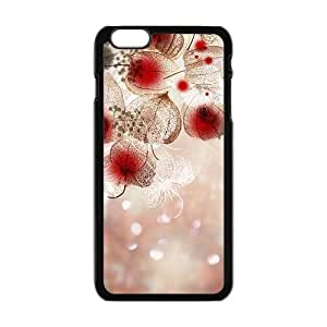 Attractive Plants personalized creative custom protective phone case for Iphone 6 Plus