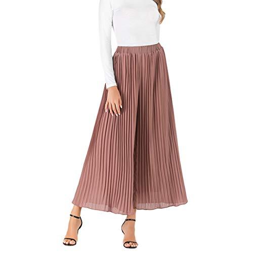 - HebeTop Women's Plus Size Petite Sport Knit Straight Leg Pant Brown