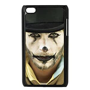 ALICASE Diy Phone Case Clown For Ipod Touch 4 [Pattern-1]