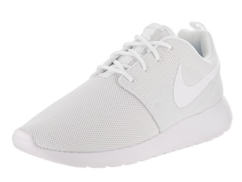 Mixte Roshe Platinum W Running pure Chaussures De One Blanc Entrainement white White Nike Adulte pAqnxaww
