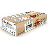 Beyond Meat Plant-based Meat Alternative, Heat & Eat - Frozen Beyond Burgers, 4 Oz. Each, 10 Lbs Pack, 10 Lb