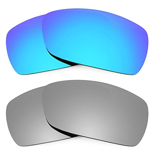 Used, Revant Replacement Lenses for Oakley Spike 2 Pair Combo for sale  Delivered anywhere in Canada