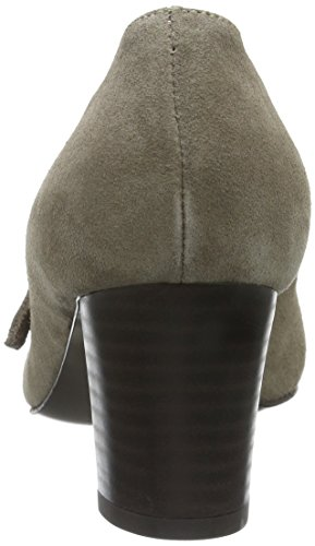 Diavolezza KATE 7500, Scarpe con tacco donna Beige (Beige (Tortora))
