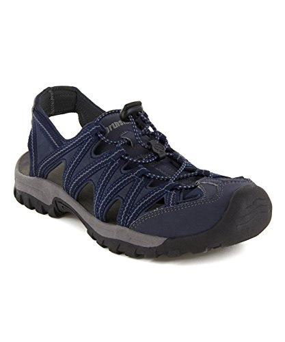 Men's Gray Northside Cruz Sandal Navy Santa RqxOwYd