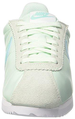 aurora Green De Turquoise Gymnastique white Nike igloo Cortez Classic Femme Chaussures HxnxqPga