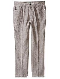 Cuba Vera Mens Standard Cubavera Men's Linen 5 Pocket Pant