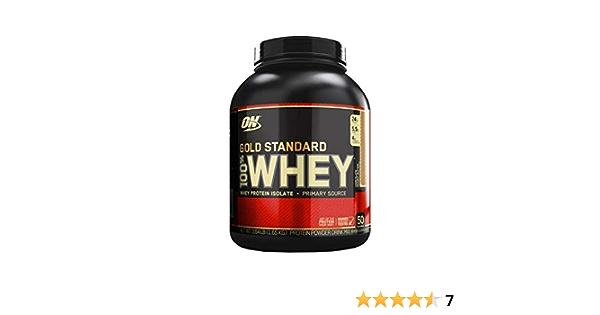 Optimum nutrition Whey gold standard - 2,27 kg Chocolate ...