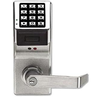 Alarm Lock Systems Inc. PDL3000 US26D Trilogy T3 Prox AND Keypad Cylindrical 26D, Satin Chrome