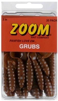 """MAURICE SPORTING GOODS UG-3-PMKSD/Z 3"""" Pump Seed Grub"""