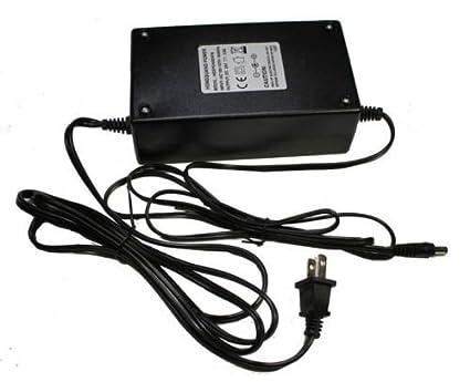 Amazon.com: Nuevo 24 V, 2,5 amperios cargador rápido enchufe ...