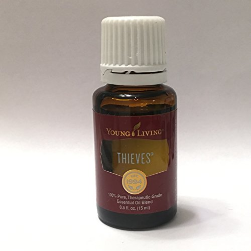 (Thieves Essential Oil 15ml by Young Living Essential Oils)