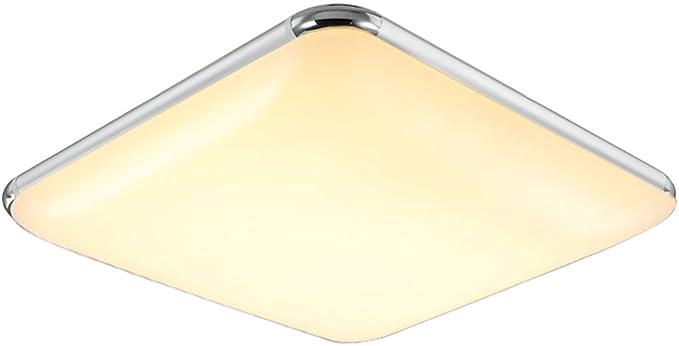 Modern Minimalistischen LED Deckenleuchte Wohnzimmer Lampe Schlafzimmer Lampe Esszimmerlampe Studie Lampe Hotel Villa Deckenlampe Kinderzimmer Lampe mit Fernbedienung Stufenloses Dimmen,100*65cm//98w