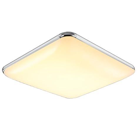 12W~96W LED Deckenleuchte Panel Deckenlampe Schlafzimmer Lampe Küche Leuchte