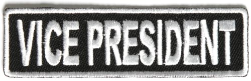 vice-president-patch-35-inch-white-by-ivamis-trading-35x1-inch