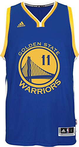 Klay Thompson Golden State Warriors Nba Swingman carretera réplica de la camiseta, XXL: Amazon.es: Deportes y aire libre